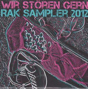 Cover Sampler 2012